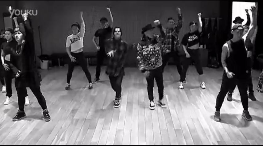 GD X TAEYANG - GOOD BOY (舞蹈教学) [mqms]