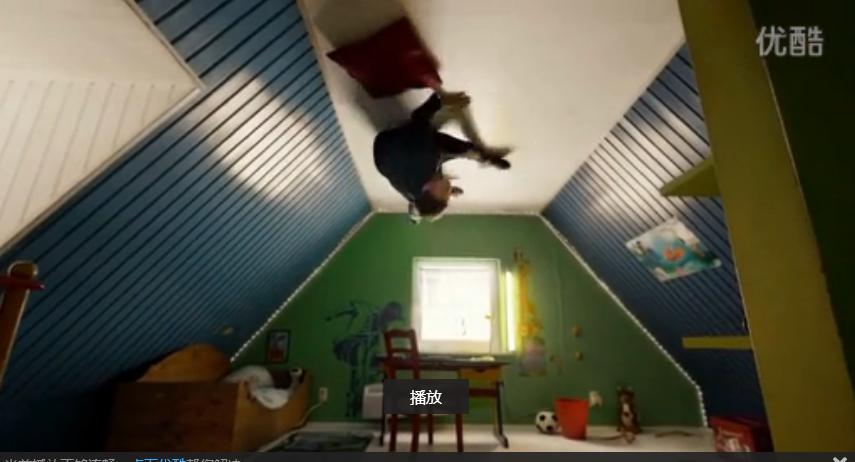 红牛极限系列之创意视频:空转的幻想