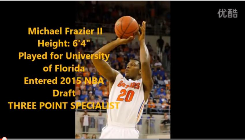 欢迎来到湖人 Michael Frazier II 大学集锦