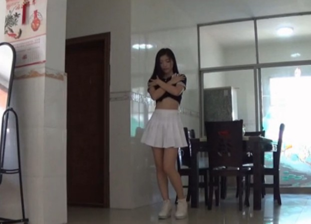 AOA—怦然心动 舞蹈模仿
