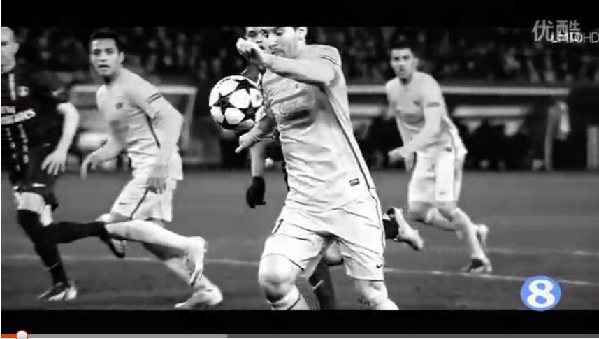 梅西最新精彩短片:让足球变的如此简单