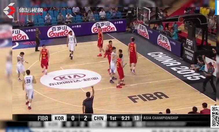 中国男篮为何命运多舛