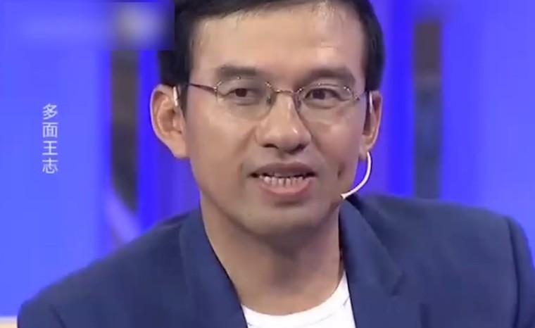 <b>前名嘴王志破离婚传闻 做朱迅老公很享受</b>