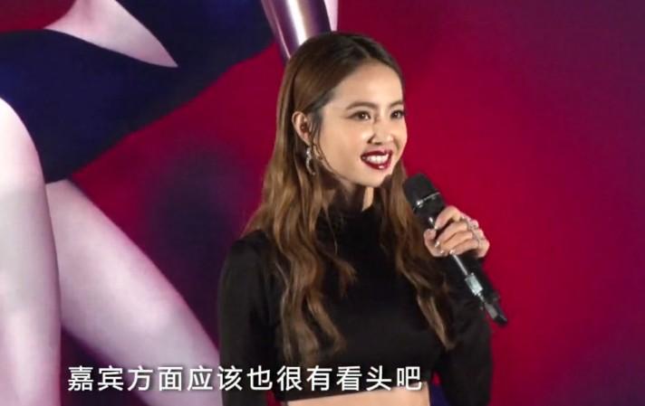 蔡依林红馆开唱大卖关子 拒透露锦荣送啥生日惊喜