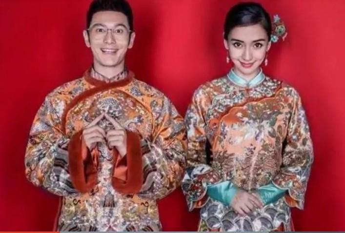 黄晓明baby世纪婚礼梦幻将至 众星拖家带口齐助阵