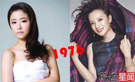 琼瑶女主大PK 同龄女星不同命